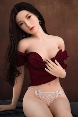 160cm Slim Sec Doll Realistic Adult Doll - Elaine
