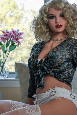 161cm C Cup Silicone Sex Doll For Men - Candice