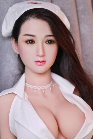 161cm Silicone Head Adult Love Doll - FeiFei