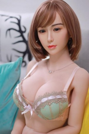 161cm Silicone Head Lifelike Sex Doll - XiaoNuo