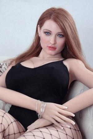 161cm Silicone Sex Doll - Paula