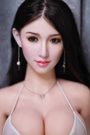 161cm TPE Body + Silicone Head Sex Doll - Zhilin
