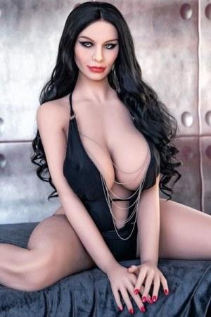 162cm Busty Life Size Sex Doll Big Ass- Lana