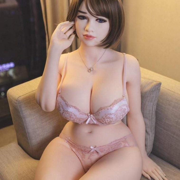 162cm Fat Ass Chubby Love Doll - Linda
