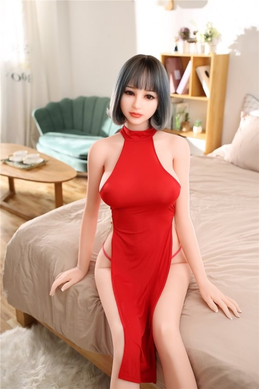 165cm Realistic Asian Sex Doll - Lucy