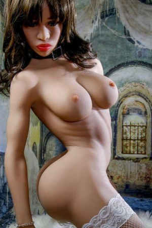 166cm Life Like African Sex Doll - Carrie