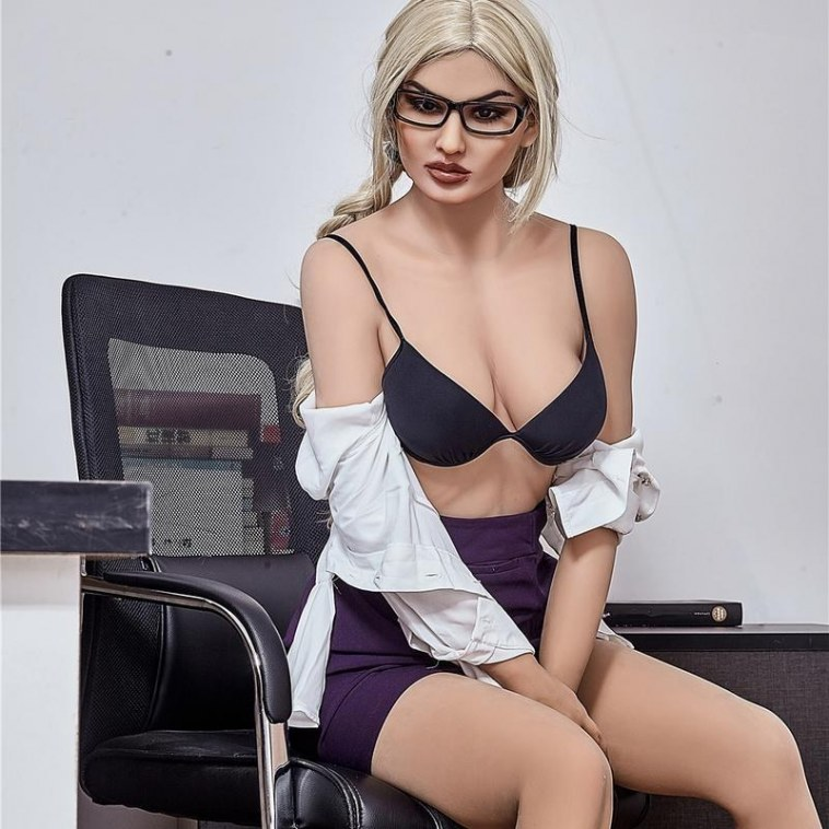 168cm Sexy Office Lady OL Love Doll - Natalie