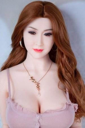 170cm Asian Mature Woman Adult Sex Doll - Eartha