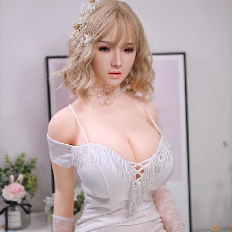 170cm Busty Asian Sex Doll - Jiao