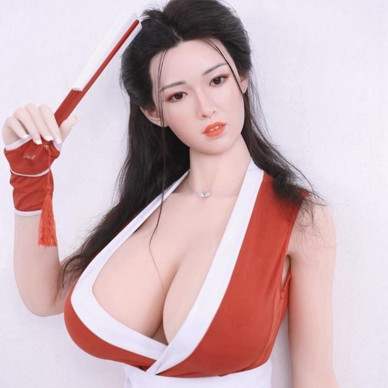 170cm Huge Tits Japanese Sex Doll - Hunter