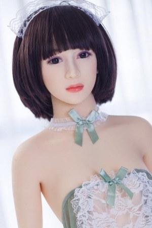 148cm Slim Body Real Love Sex Doll - Rikka