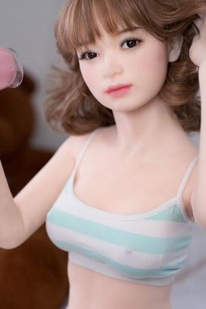 150cm B Cup Asian Sex Love Doll - Shinobu
