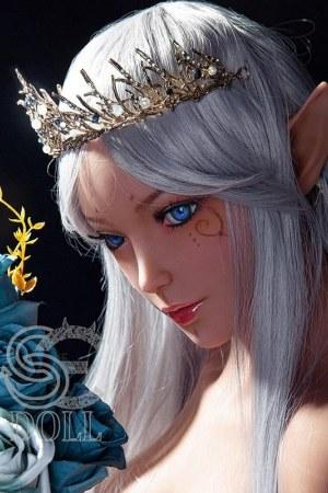 150cm E-cup Elf Princess Sex Doll Amanda