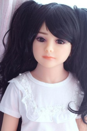 100cm Flat-Chested Sex Doll - Bess