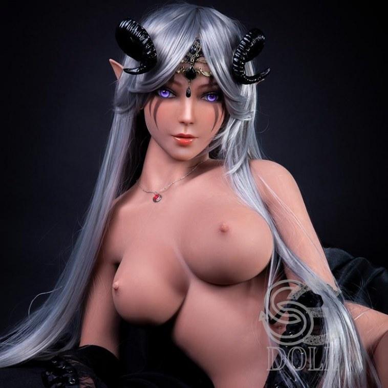 150cm Realistic Elf Sex Doll - Samantha
