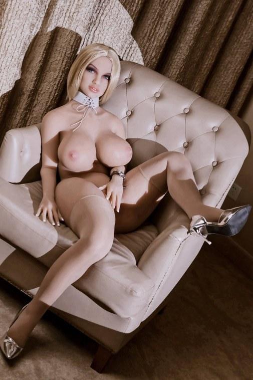 152cm Fat Hips Realistic Sex Doll - Alexia