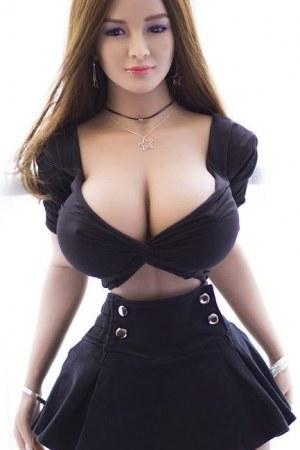 153cm Slim Waist Big Boobs Sex Doll - Lisa