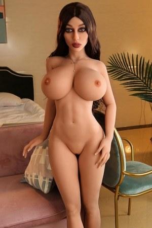 154cm Big Boobs Realistic Irontechdoll - Madge