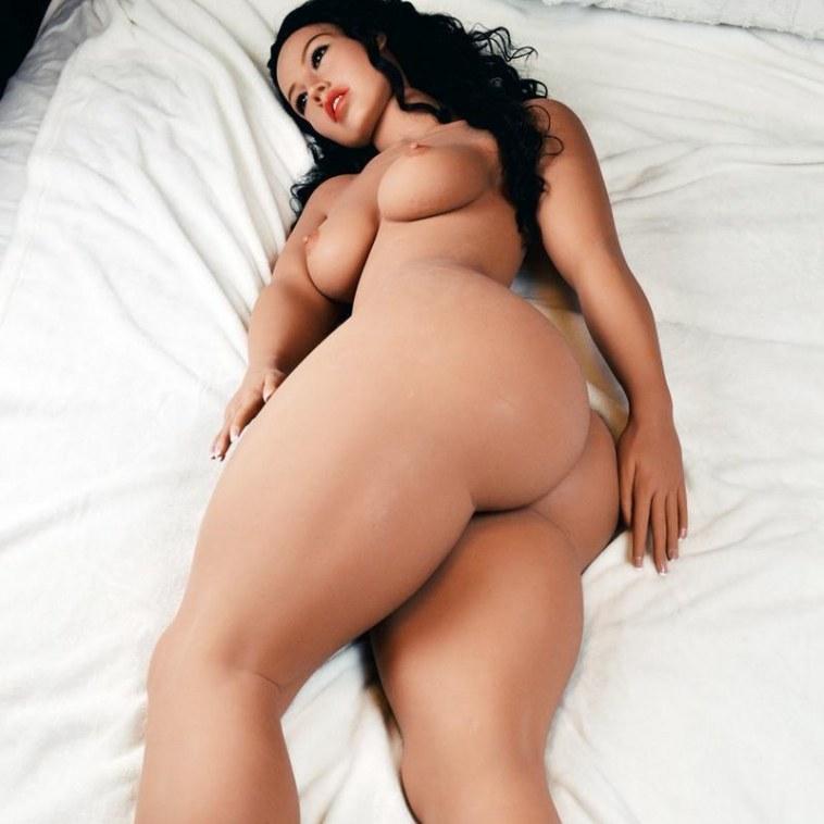 156cm B Cup Big As Real Girl Doll - Christine