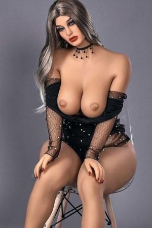 156cm Big Booty Chubby Love Doll - Mia