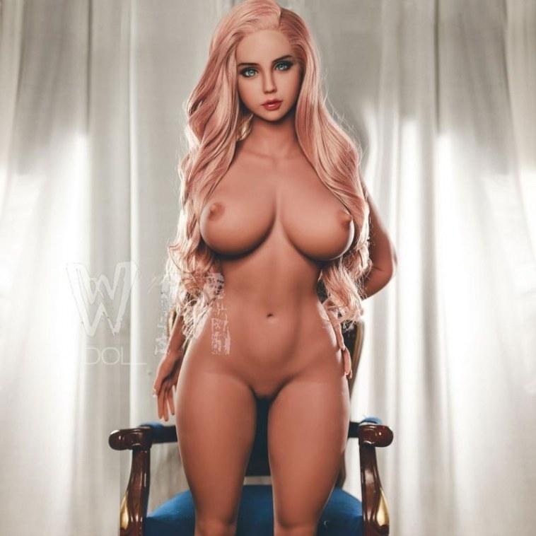 156cm H Cup Big Butt Realistic Sex Doll - Phoenix