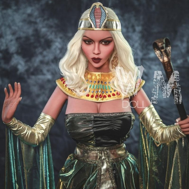 156cm H Cup TPE Egypt Sex Doll - Cleopatra