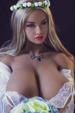156cm Huge Breasts Sex Doll M Cup - Kristin