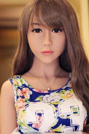 156cm Japanese Lifelike TPE Love Dolls - Elma