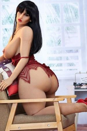 156cm Mature MILF Sex Doll Big Ass - Yael
