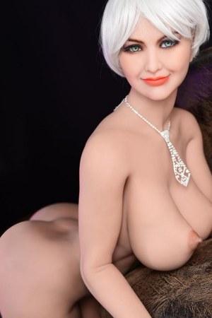 156cm Sagging Breasts Sex Doll - Irma