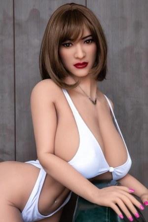 158cm Busty Real Love Sex Doll - Estelle