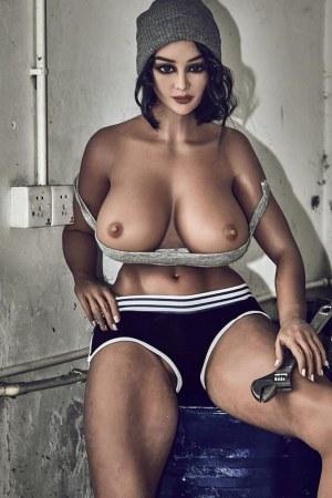 158cm Muscular Fitness Sex Doll Big Ass - Isabella
