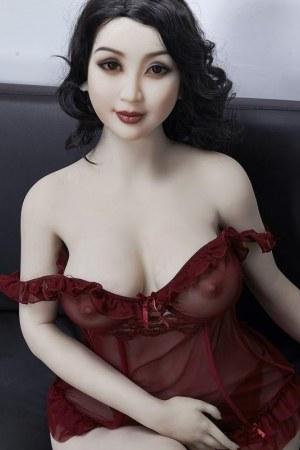 160cm Asian Sex Doll Sexpuppe - Erika